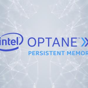 Poznaj pamięć trwałą Intel Optane