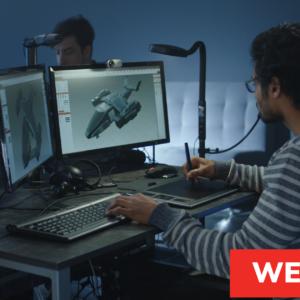 Webinar: Rendering w praktyce. Trudne wybory sprzętowe w produkcji CGI